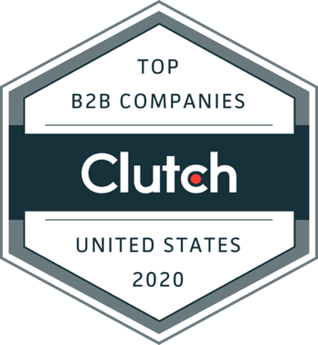 Clutch US 2020 Award