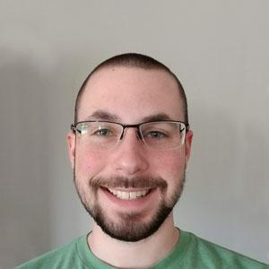 Zack Poorman, Junior Software Engineer