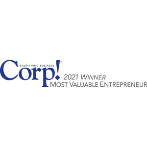 Corp MVE Winner 2021